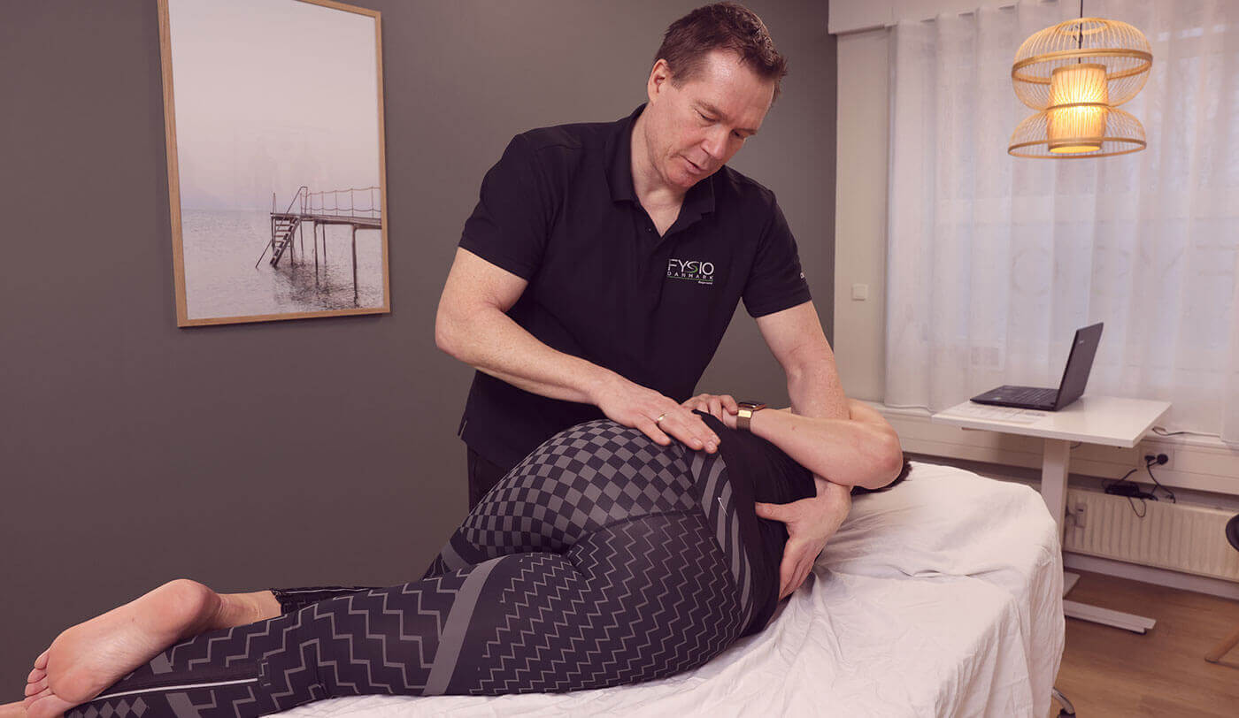 Osteopati behandling
